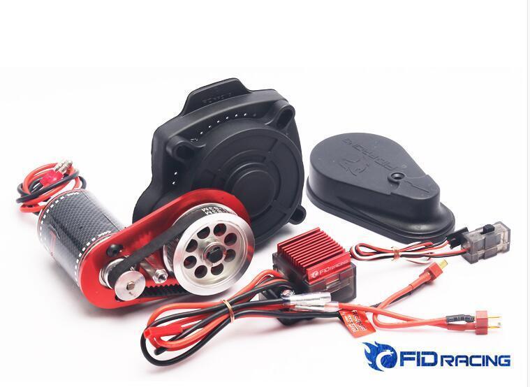 Fid 4s fernbedienung elektrisch starter fr losi 5ive-t dbxl baja - 1   5. rc - car