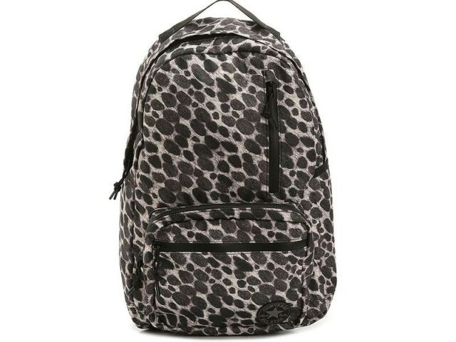 Converse Chuck Taylor All Star Go Leopard Print Backpack (10004801-A08) -  073 fe7f1be5acd7c