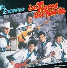 Los Tigres Del Norte El Ejemplo CD