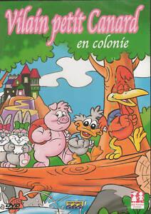 DVD-ENFANT-VILAIN-PETIT-CANARD-EN-COLONIE-Neuf