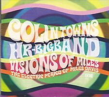 COLIN TOWNS HR-BIGBAND - visions of miles CD