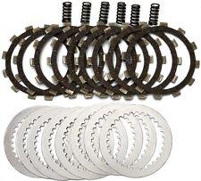 DRC Complete Clutch Kit /& Springs EBC DRC229 for MC Cork CK Plates Steels