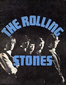 ROLLING-STONES-1964-2nd-U-S-TOUR-CONCERT-PROGRAM-JAGGER-RICHARDS-BRIAN-JONES