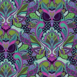 Free-Spirit-Tula-Pink-All-Stars-Petunia-Owl-PWTP117-Cotton-Fabric-BTY