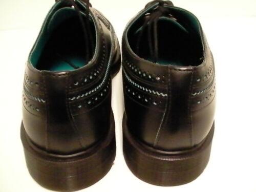 Blu Uomo Scarpe 12 Nuovo Casual Pelle Nero Dr Martens Taglia Oxford Usa rwq0fr