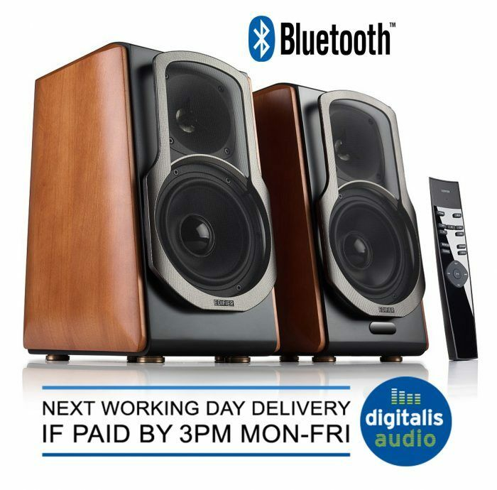 Edifier S2000 Pro Active blueetooth Bookshelf Studio Speakers TV MAC PC HiFi