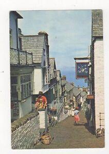 High Street Clovelly Devon Postcard 901a - Aberystwyth, United Kingdom - High Street Clovelly Devon Postcard 901a - Aberystwyth, United Kingdom