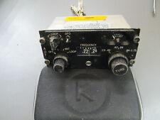 Aircraft Radio Set Control Panel Collins HF C-3940//ARC-94 27.5VDC 522-2457-00