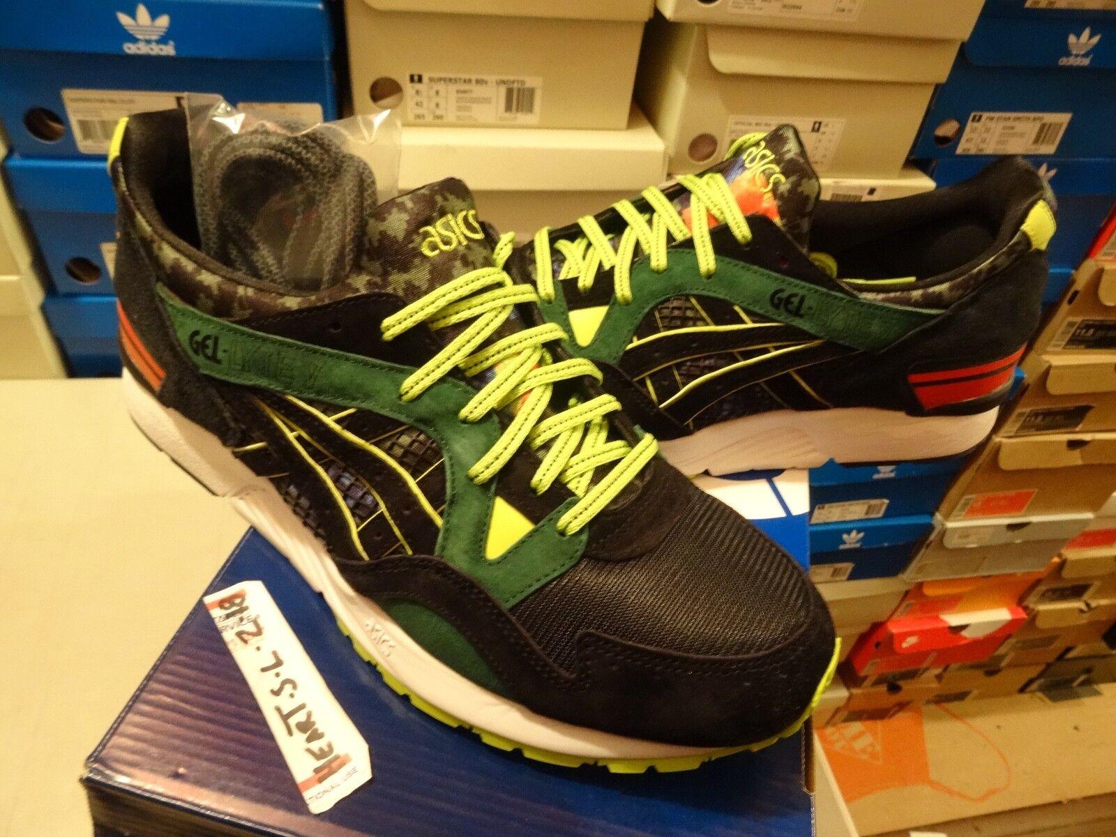NEW Asics Gel-Lyte V x Whiz LImited x Mita Sneakers H50BK-8090 SZ 13 Ronnie Fieg
