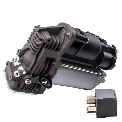 Performance Suspension Compressor for Mercedes-Benz GL450 /& GL550 W166 relay