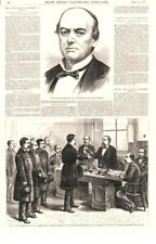 Testimonials and Medals to Deserving Policemen in New York City   -   1877