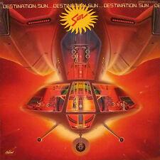 LP *** SUN - DESTINATION SUN    *** 1979 ***  FUNK SOUL RARE***
