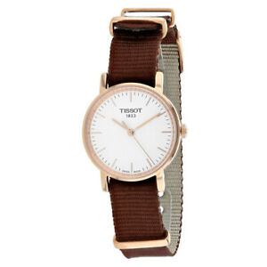 cde1c16d2c04 Tissot Everytime White Dial Ladies Watch T1092103703100 for sale ...