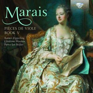 Rainer-Zipperling-Marais-Pieces-de-viole-Book-V-1725-CD