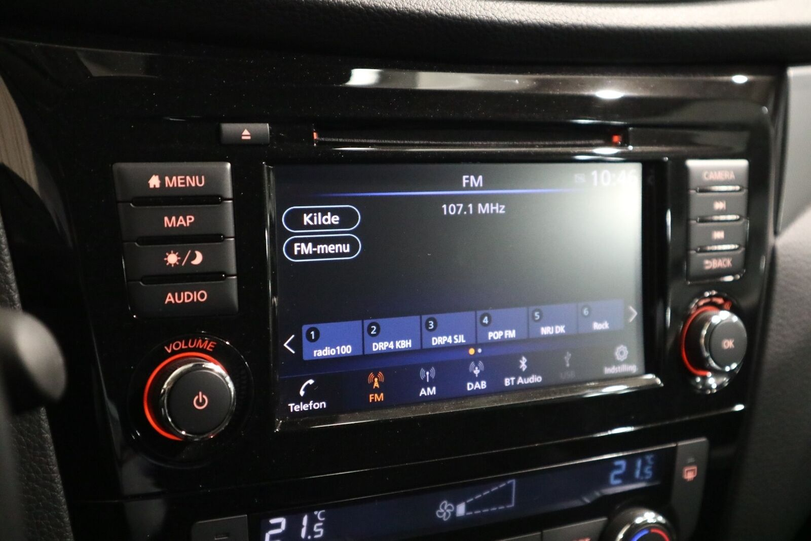 Nissan Qashqai 1,5 dCi 115 N-Connecta - billede 6
