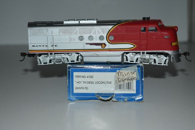 Ho Scale Bachmann 61502 Santa Fe F9a Powered Diesel Locomotive C9578 For Sale Online