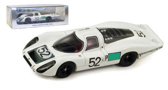 Spark s2985 Porsche 908   52 2da Daytona 24h 1968-siffert herrmann mitter 1 43