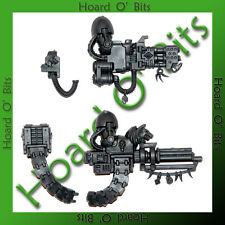 WARHAMMER 40K BIN BITS SPACE WOLF TERMINATORS - ASSAULT CANNON