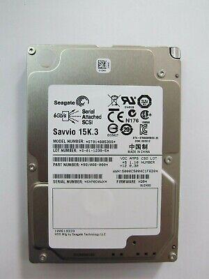 ST9146853SS  SEAGATE Savvio 15K3 146GB 2.5/'/' SAS 9SV066 Hard Drive 100/% Original