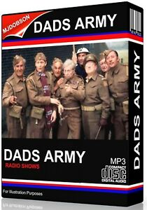DAD-039-S-ARMY-Radio-Show-Complete-Collection-on-MP-3-CD