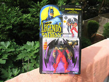 Legends of Batman - Knightquest Batman Action Figure 1994 By Kenner-New