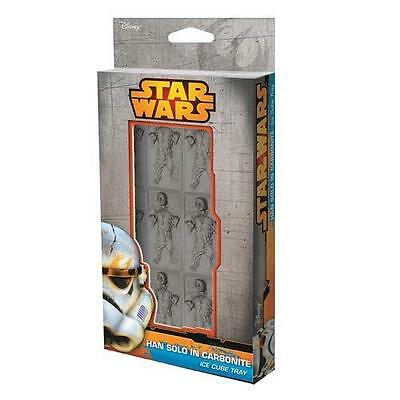 STAR WARS Silicone HAN SOLO In Carbonite ICE Cube Tray Jello Chocolate Mold GIFT