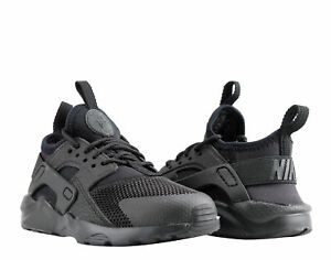 online retailer 506f8 71210 Image is loading Nike-Air-Huarache-Run-Ultra-PS-Black-Litte-