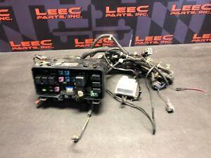 2001 honda s2000 ap1 oem engine bay fuse box harness cut