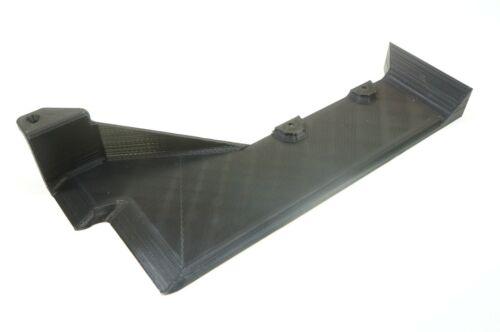 for Team Associated DR10 NPRC Drag Car Aero Kit Underbody Side Panel Left