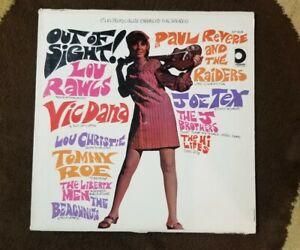 Vintage-1967-034-Out-of-Sight-034-compilation-LP-DESIGN-Records-SDLP-269-NM