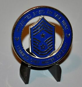 Details about USAF Air Force 42nd Air Base Wing Maxwell Gunter AFB CCM  Challenge Coin