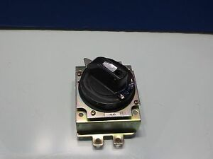 HYUNDAI-HIT-15-15S-CNC-LATHE-POWER-ON-OFF-SWITCH-ABS-103-ABS103