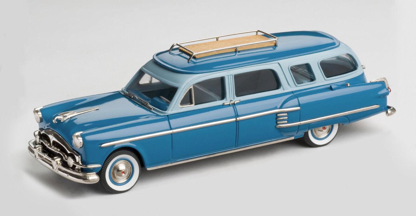 Brooklin BRK 190 - 1954 Henney-Packard Super Station Wagon-hecho En Inglaterra