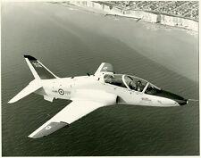 Gr. Pressephoto, Düsenjet B. A., Hawk, ZA 101, um 1980