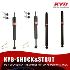 4PCS Strut Shock Set for 1998-09 FORD RANGER XLT 4WD KYB Excel-G Front /& Rear