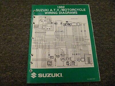 1992 vw cabriolet wiring diagram 1992 suzuki dr350 dr650 gs500 katana electrical wiring diagram  1992 suzuki dr350 dr650 gs500 katana