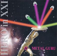 Metal Guru - Hero in XXI (1988)  CD  NEW/SEALED  SPEEDYPOST