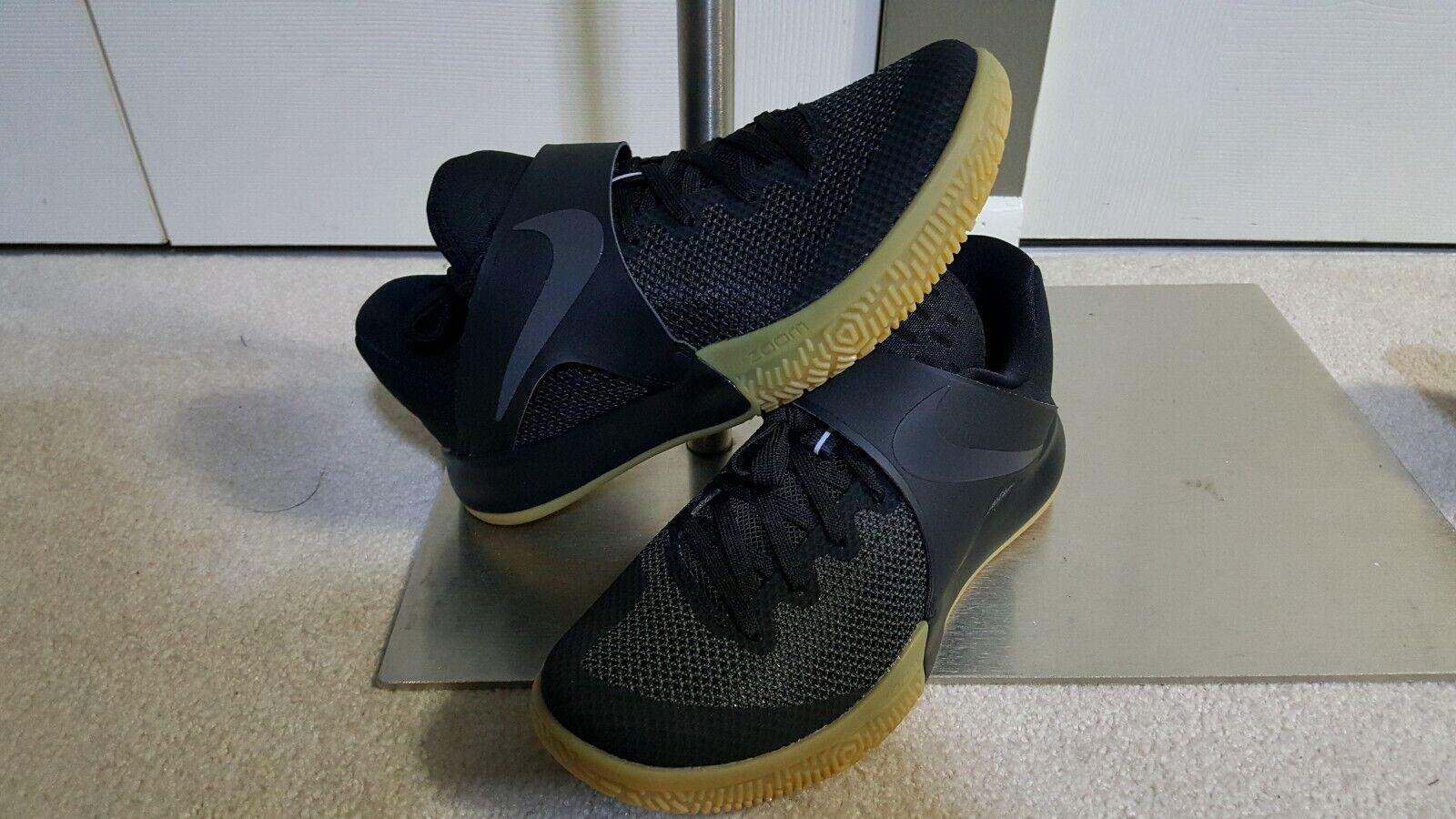 Nuovo Nike Zoom Live Uomo Basket Sautope da Ginnastica Misura 9 Sautope classeiche da uomo