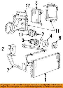 gm oem-a/c ac compressor 88964871   ebay a c compressor wiring diagram 2006 pacifica 93 tercel a c compressor wiring diagram
