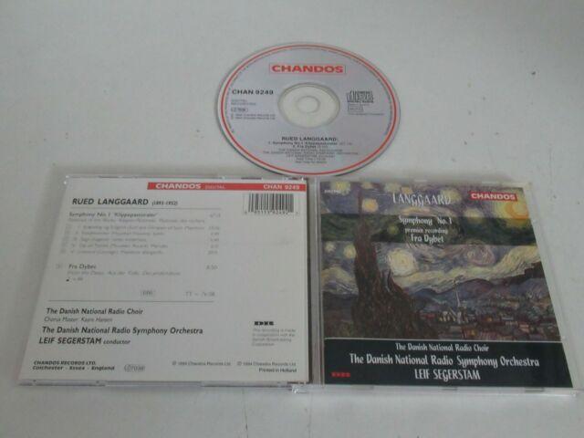 Langgaard/The Danish National Radio Choir/Segerstam– Symphony No. 1, Fra Dybet