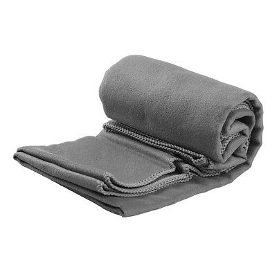 Microfiber Towel Fast Drying Compact Absorbent Sport Travel Bath Car Outdoor Gym