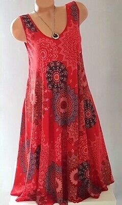 ITALY SommerKleid,Strandkleid,HängerKleid,Tunika,moderne ...