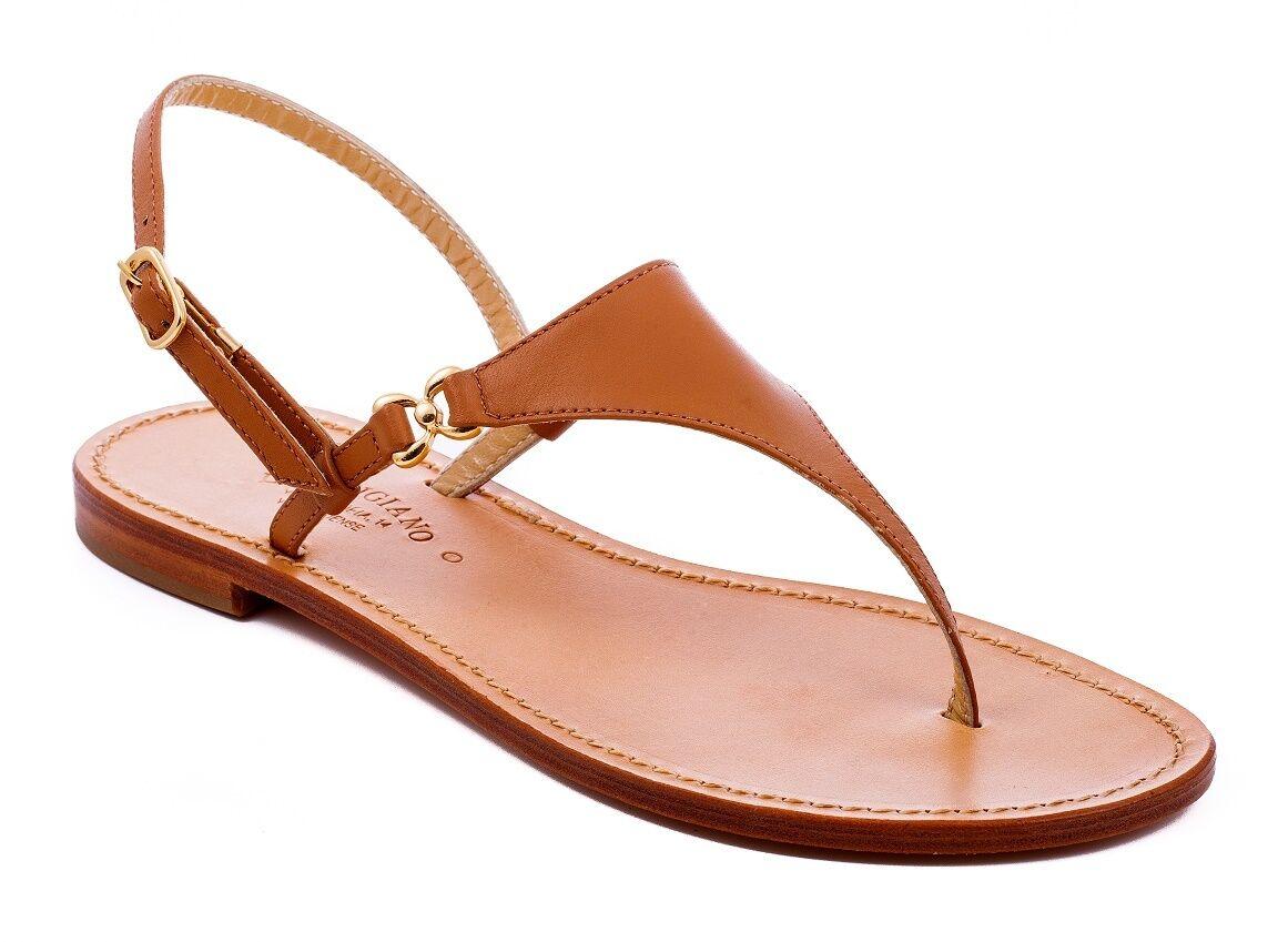 ✅art.3 Sandali Triangolo classico, moda moda moda Capri ,made in Italy -L'Artigiano 146f68