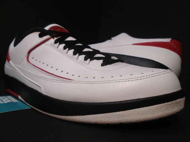 Size 13 - Jordan 2 Retro Low Chicago