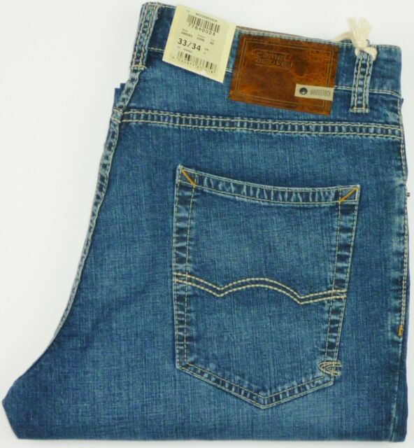 Camel Active Homme Summer Woodstock Straight-Fit Premium Jean Taille: W42