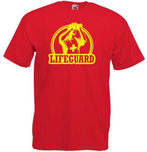 t shirt lifeguard fancy party dress beach cross yellow top mens baywatch men