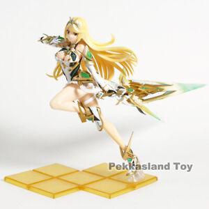 Anime Xenoblade Chronicles 2 Mythra Hikari PVC Figure New No Box 27cm
