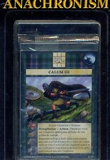 TRI KING 1 BOOSTER ANACHRONISM CALUM III VF