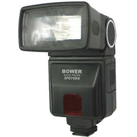 Bower Sfd728 Autofocus Ttl Flash For Nikon Cameras on sale