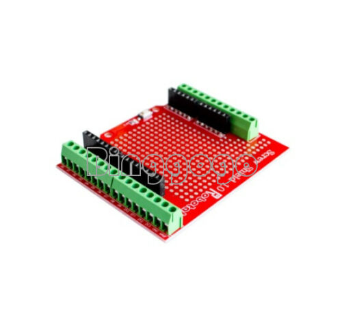 Screw Shield Assembled Terminal Expansion Board Proto Type for Arduino